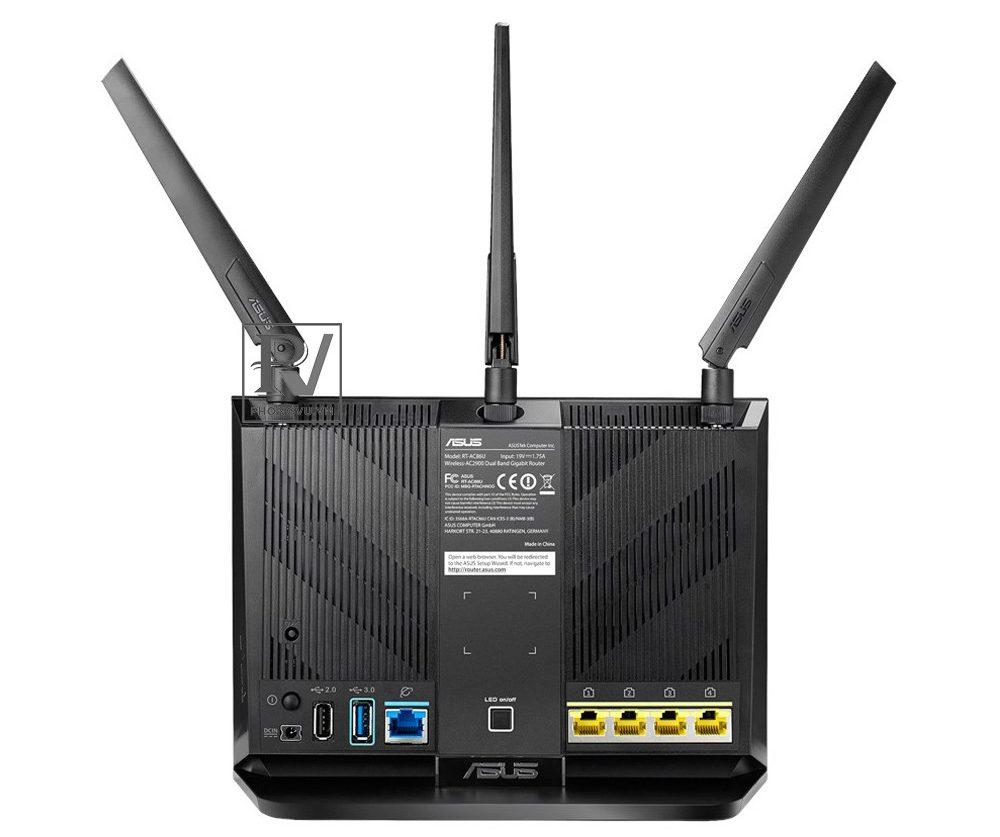 Router Wifi Mesh ASUS AC2900 RT-AC86U Gaming (2PK)-2