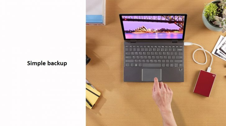 Seagate Backup Plus Portable - STHP4000400