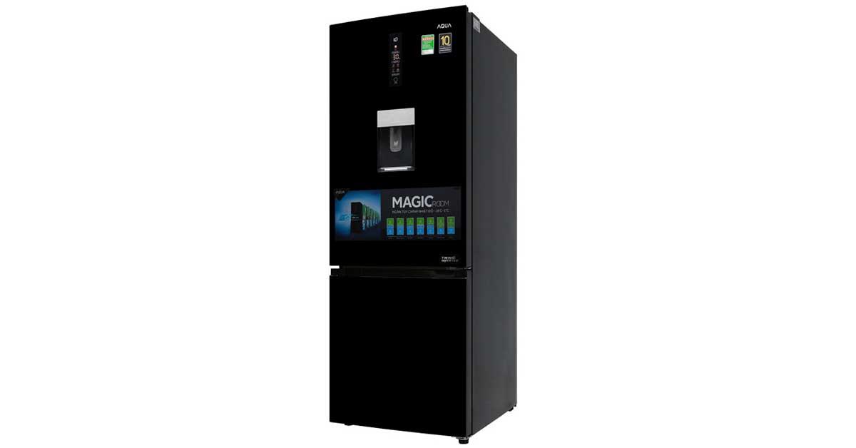 Tủ lạnh Aqua Inverter 317 lít AQR-IW338EB(BS)_1