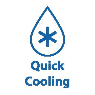 Tủ lạnh Aqua Inverter 317 lít AQR-IW338EB(BS)_8