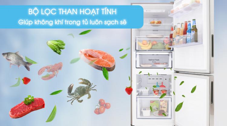 Tủ lạnh Samsung Inverter 280 lít RB27N4010DX/SV