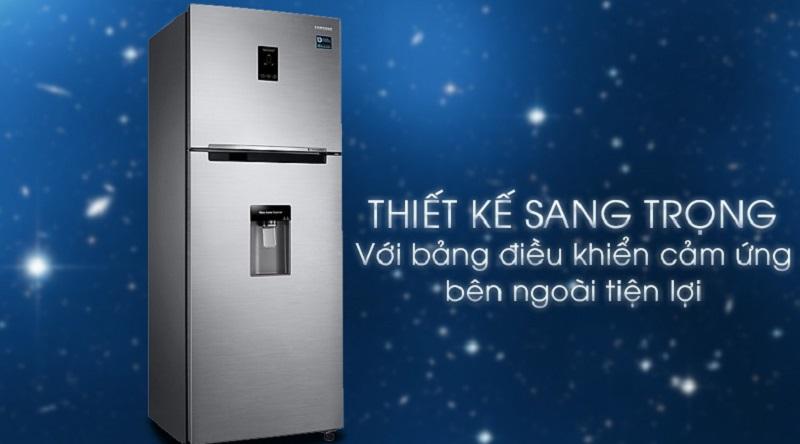 Tủ lạnh Samsung Inverter 327 lít RT32K5932S8/SV