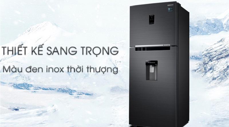 Tủ lạnh Samsung Inverter 375 lít RT35K5982BS/SV