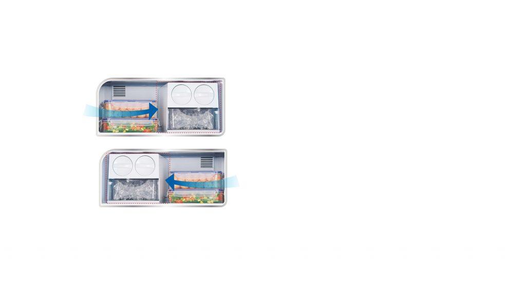 Tủ lạnh Panasonic 268 lít NR-BL300PSVN có khay đá linh hoạt