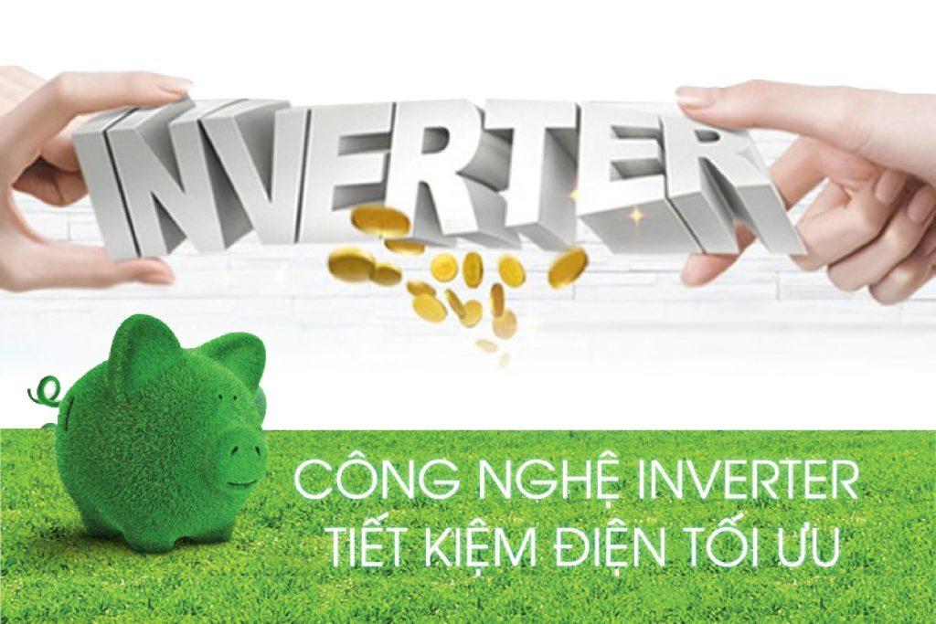 Tủ lạnh Electrolux Inverter 339 lít ETB3400H-H ứng dụng công nghệ inverter giúp tiết kiệm điện sinh hoạt