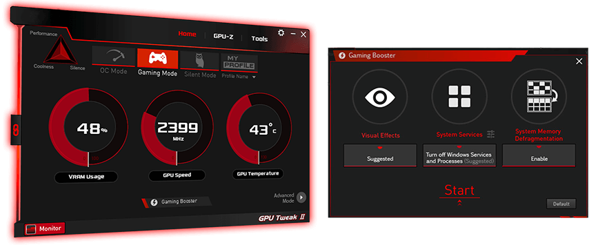 card đồ họa ASUS GeForce RTX 2070 Super 8GB GDDR6 ROG Strix ADVANCED-2