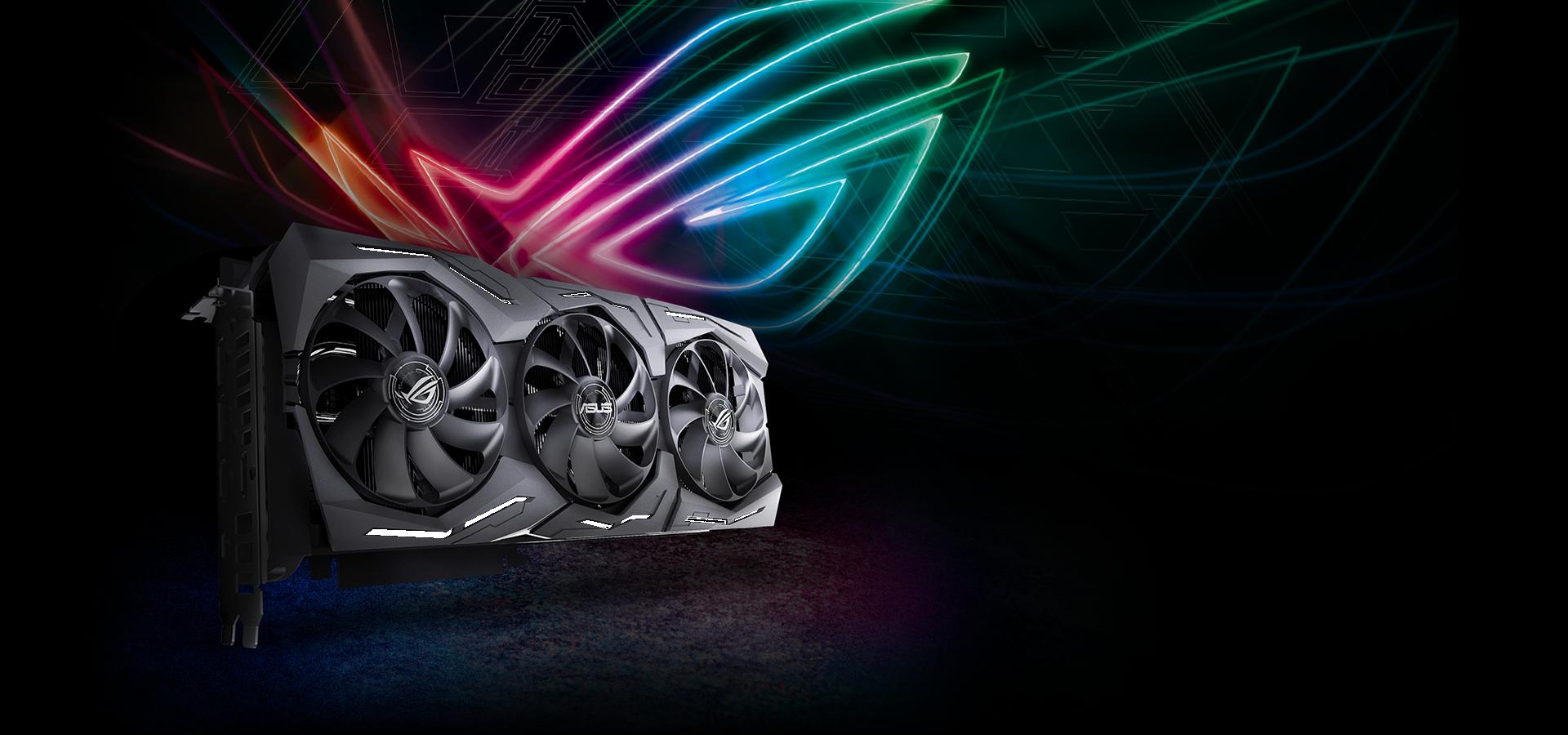 card đồ họaASUS GeForce RTX 2070 Super 8GB GDDR6 ROG Strix
