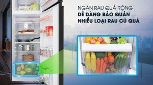 Tủ lạnh Toshiba Inverter 305 lít GR-AG36VUBZ(XK1)