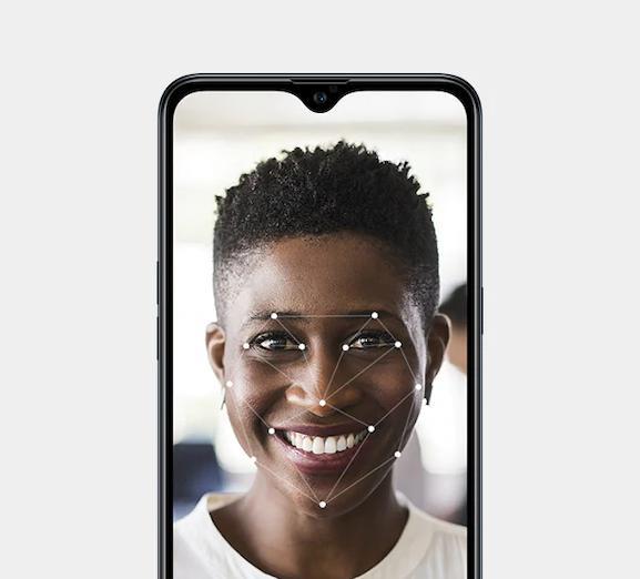 Điện Thoại Di Động Samsung Galaxy A10s-bảo mật khuôn mặt