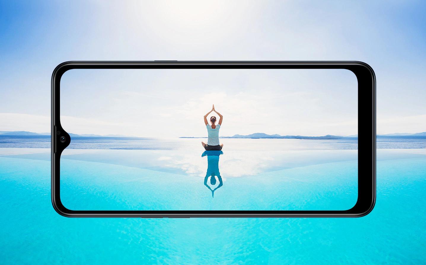 Điện Thoại Di Động Samsung Galaxy A10s-màn hình tràn viền
