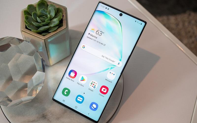 Điện Thoại Di Động Samsung Note 10