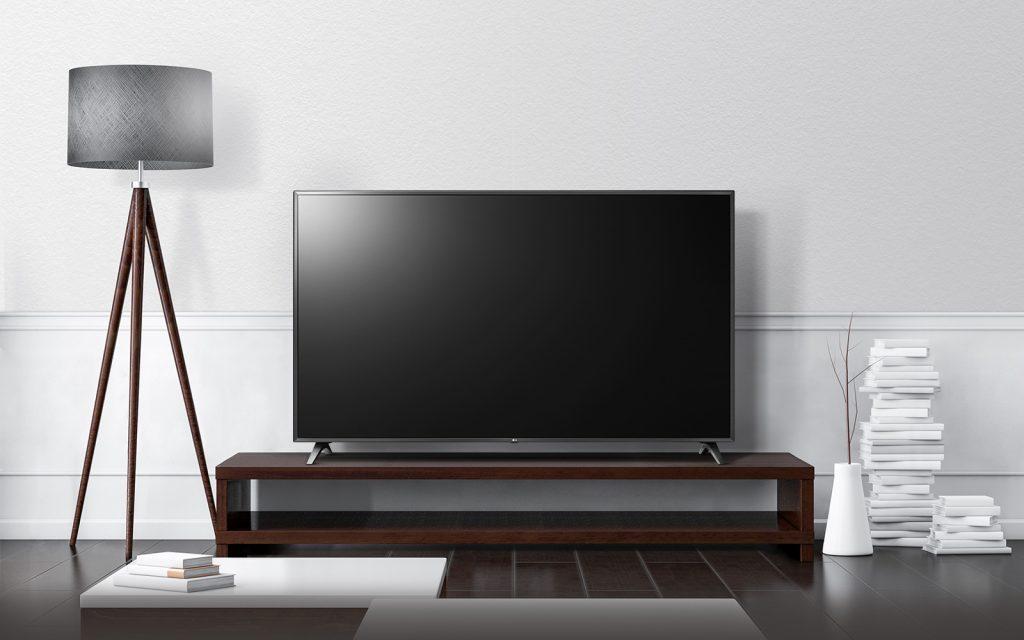 Smart Tivi LG 4K 43 inch 43UM7300PTA phù hợp với mọi không gian sử dụng