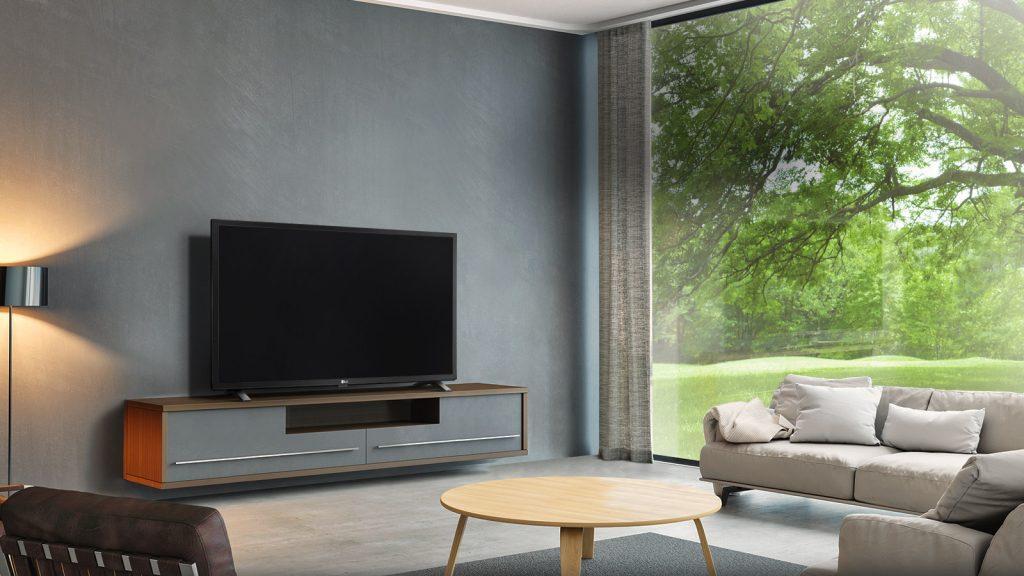 Smart Tivi LG Full HD 43 inch 43LM6300PTB đẹp mắt sang trọng