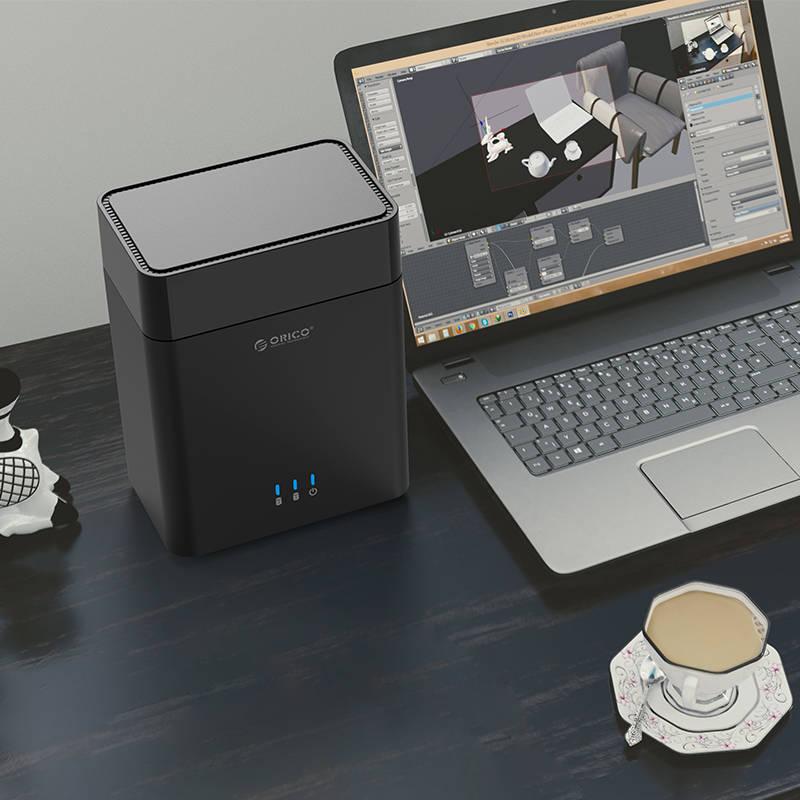 Box ổ cứng 3.5 Orico DS200U3_9