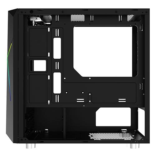 Case Xigmatek Ares (RGB strip) EN42784 (No Fan)_3