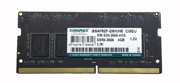 KINGMAX (1x4GB) DDR4 2666MHz