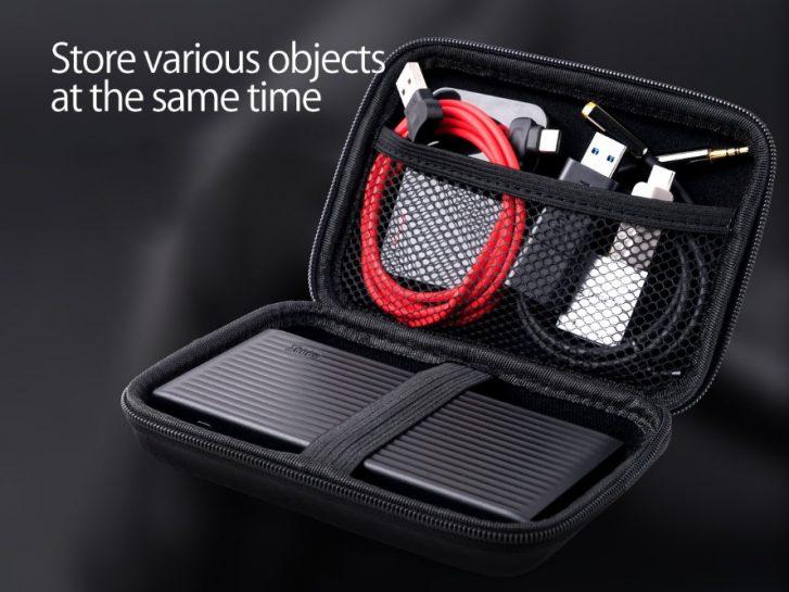 Bao bảo vệ ổ cứng 2.5'' Orico PHM-25-BK