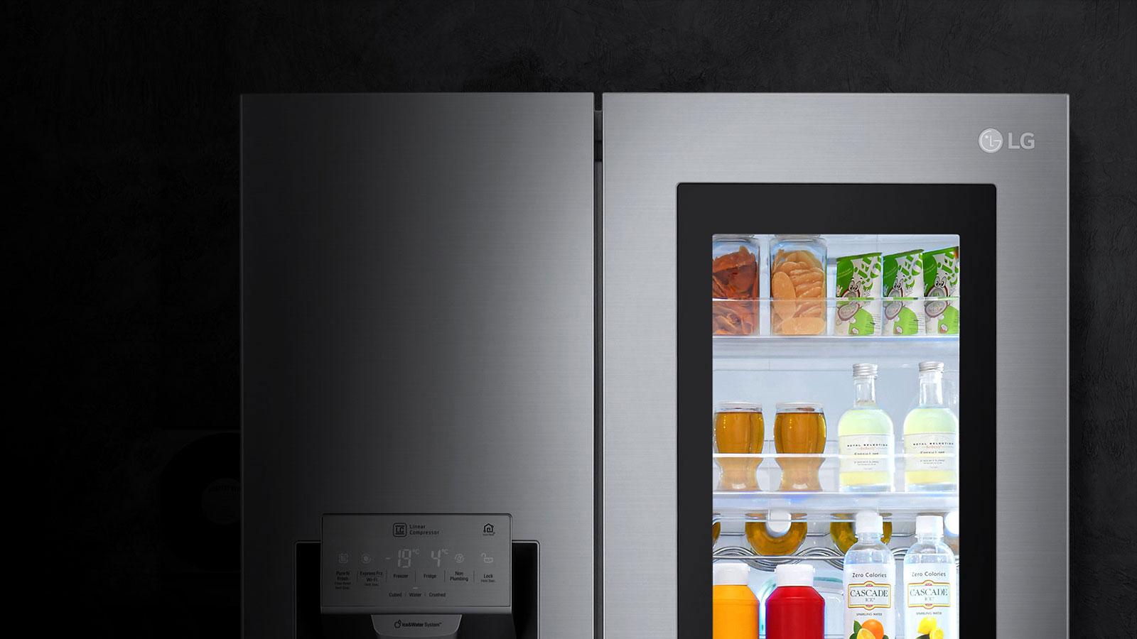 Tủ lạnh LG Inverter InstaView Door-in-Door 601 lít GR-X247MC_1