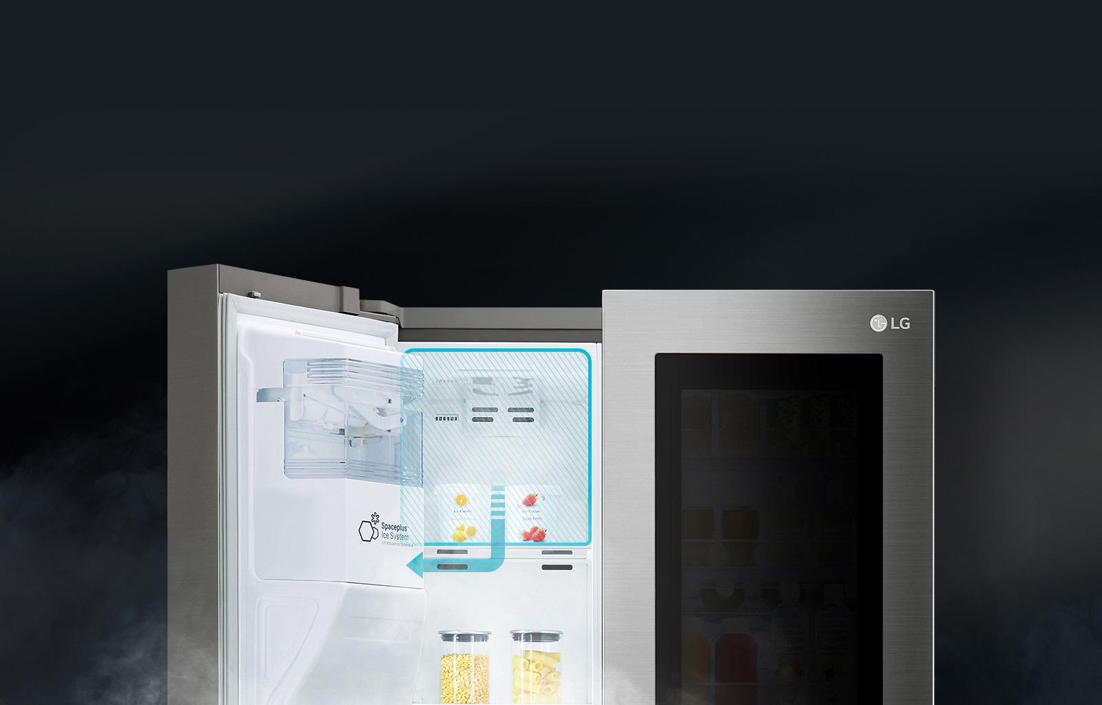 Tủ lạnh LG Inverter InstaView Door-in-Door 601 lít GR-X247MC_3