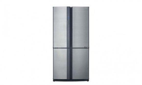 Tủ lạnh Sharp Inverter 626 lít SJ-FX631V-SL_1