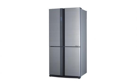 Tủ lạnh Sharp Inverter 626 lít SJ-FX631V-SL_2