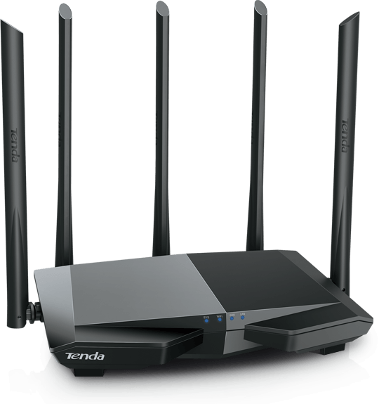 Thiết bị mạng Router Tenda AC7-1