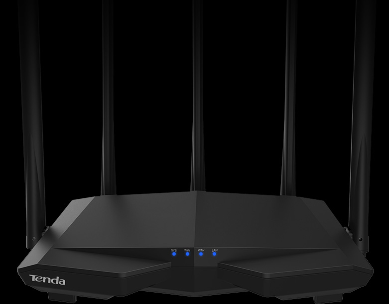 Thiết bị mạng Router Tenda AC7-8