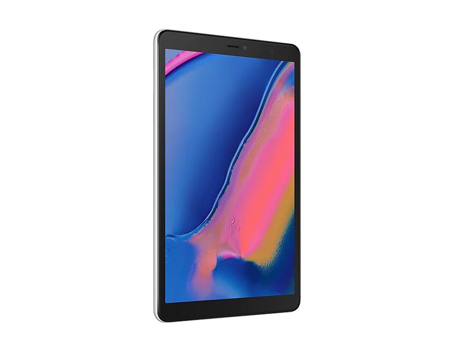 may-tinh-bang- Samsung-Galaxy- A-plus-8-SPen-2019-xam-3
