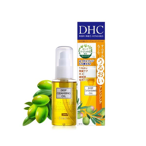 Olive DHC Deep Cleansing Oil