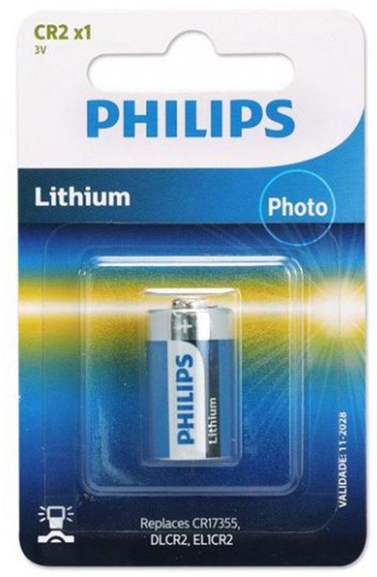 Pin Philips CR2 (1 viên 3V)