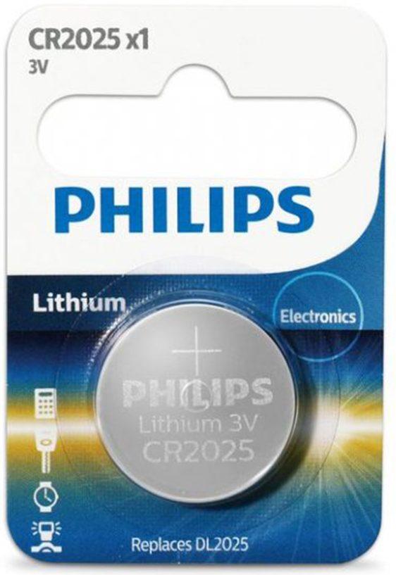 Pin Philips CR2025 (1 viên 3V)