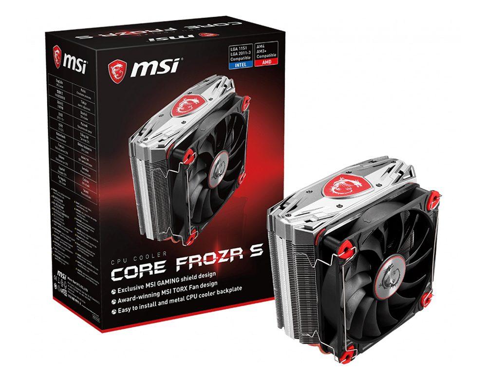 Quạt CPU MSI Core Frozr S_4