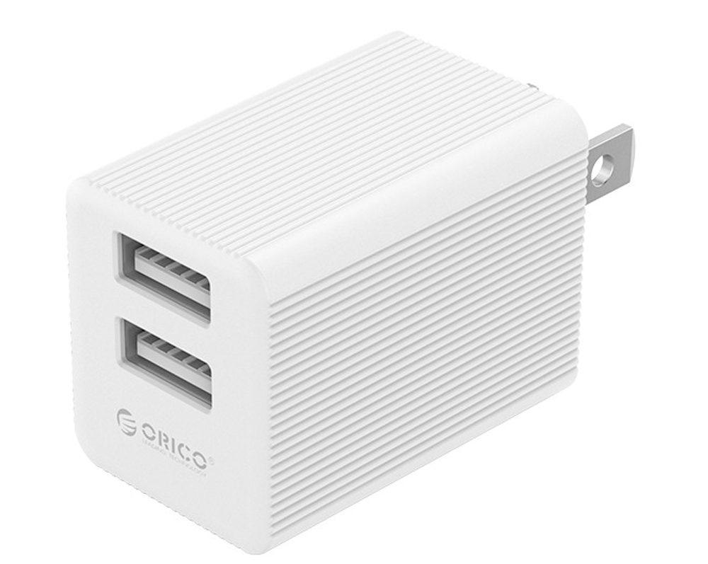 Sạc điện thoại Orico USB 2 cổng 2.4A (WHB-2U)_1