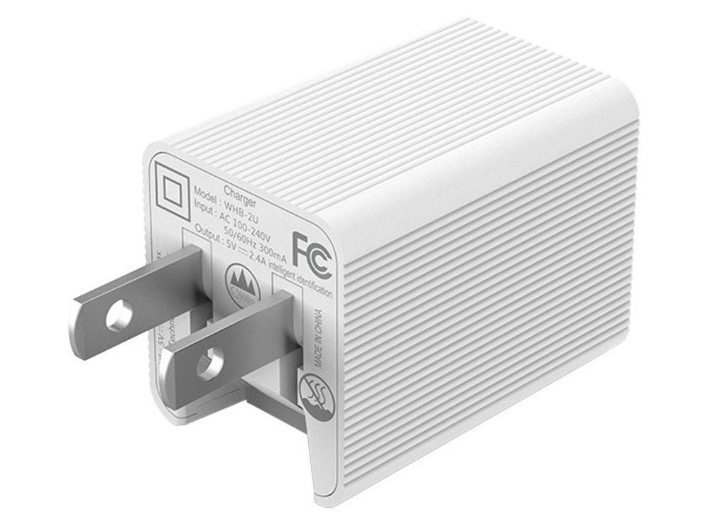 Sạc điện thoại Orico USB 2 cổng 2.4A (WHB-2U)_4