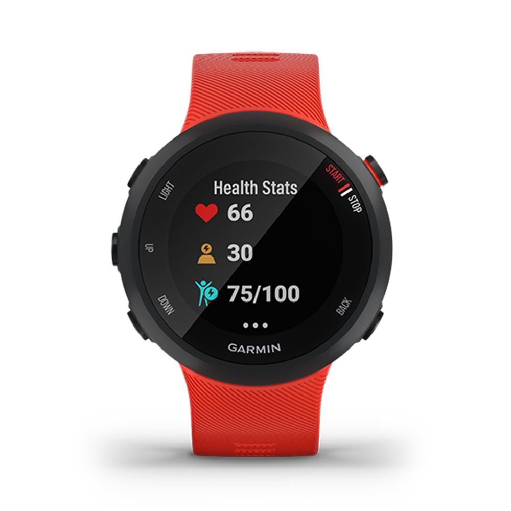 Smartwatch Garmin Forerunner 45, GPS, Lava Red_1