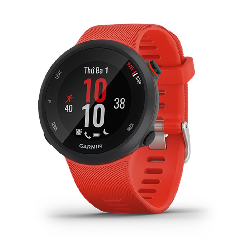 Smartwatch Garmin Forerunner 45, GPS, Lava Red_2
