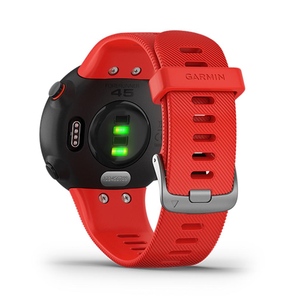Smartwatch Garmin Forerunner 45, GPS, Lava Red_3