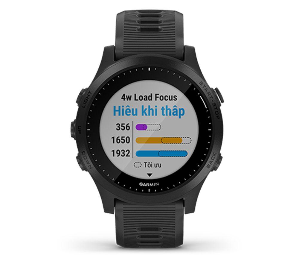 Smartwatch Garmin Forerunner 945, GPS, SEA, Black_1