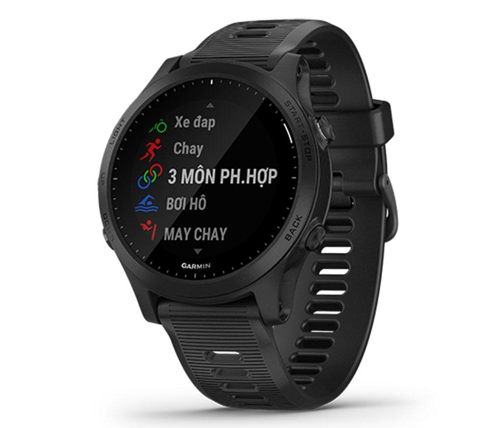 Smartwatch Garmin Forerunner 945, GPS, SEA, Black_2