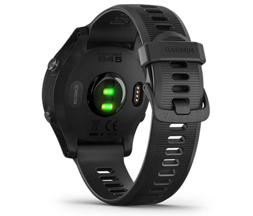Smartwatch Garmin Forerunner 945, GPS, SEA, Black_4