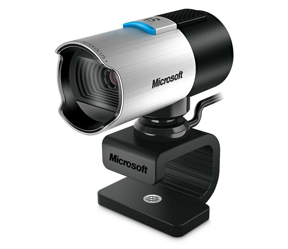 Thiết bị ghi hình Webcam PL2 LifeCam Studio Microsoft Q2F-00017-2