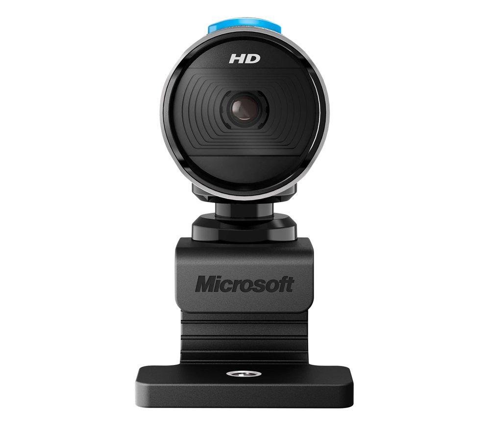 Thiết bị ghi hình Webcam PL2 LifeCam Studio Microsoft Q2F-00017