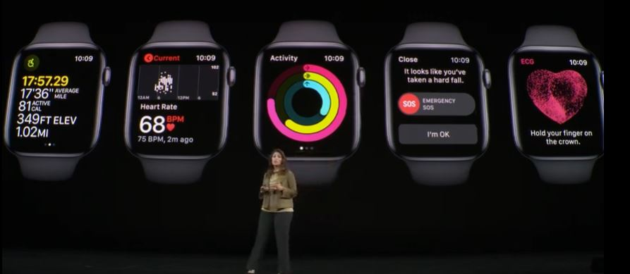 Pin sử dụng lên đến 18 giờ và nhiều tính năng theo dõi sức khỏe