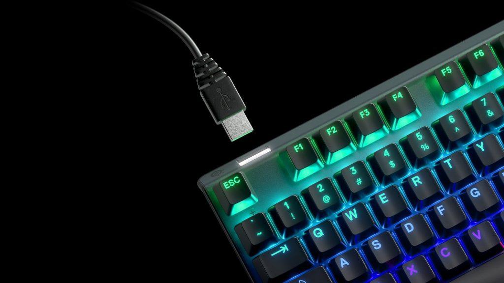 Đèn LED Per-Key RGB động