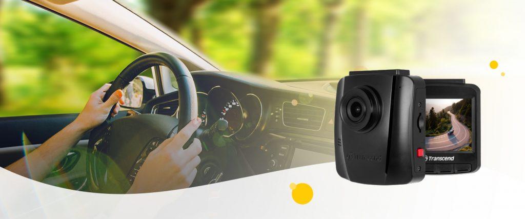 Camera Hành Trình Transcend DrivePro 110 32G