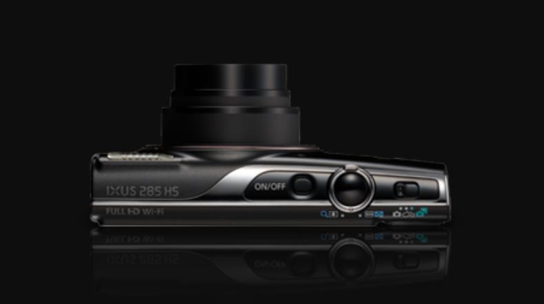 Máy ảnh Canon Ixus 285 HS (Đen)-1