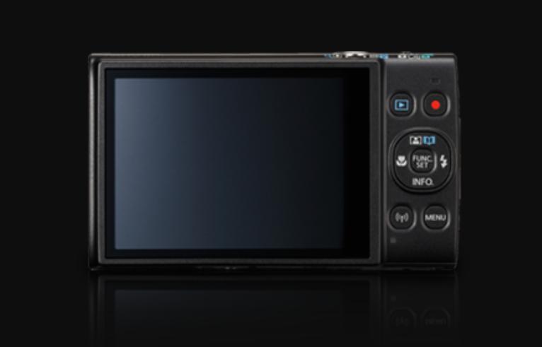 Máy ảnh Canon Ixus 285 HS (Đen)-2