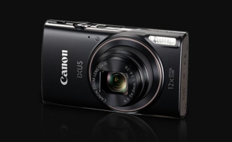Máy ảnh Canon Ixus 285 HS (Đen)-3