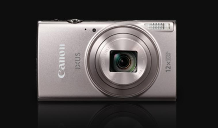 Máy ảnh Canon Ixus 285 HS (Bạc)-3