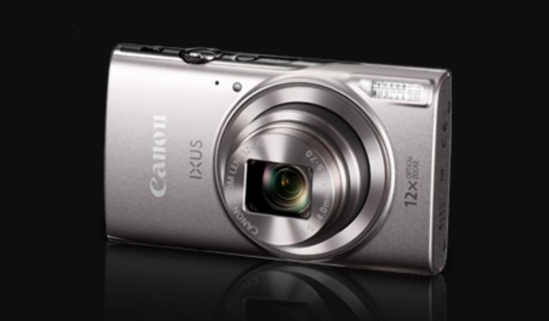 Máy ảnh Canon Ixus 285 HS (Bạc)